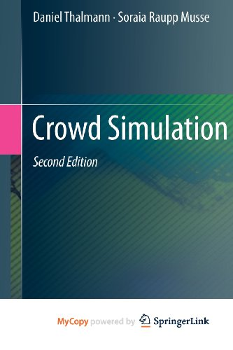 9781447144519: Crowd Simulation