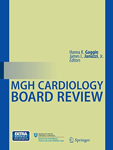 9781447144823: MGH Cardiology Board Review