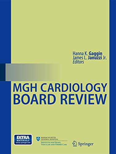 9781447144830: Mgh Cardiology Board Review