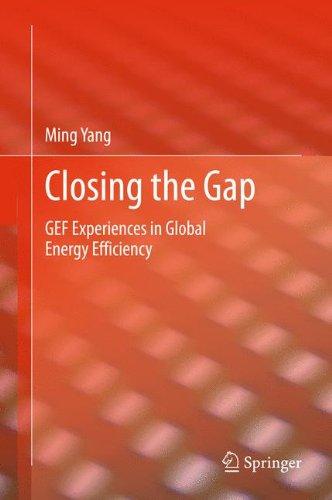 9781447145165: Closing the Gap: Gef Experiences in Global Energy Efficiency