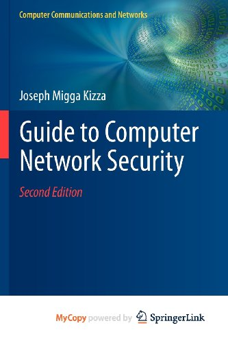 9781447145448: Guide to Computer Network Security