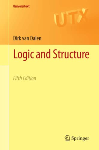 9781447145578: Logic and Structure, Fifth Edition (Universitext)