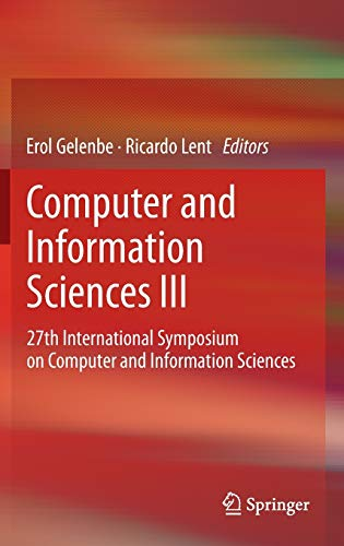 Computer and Information Sciences: III: 27th International Symposium on Computer and Information ...