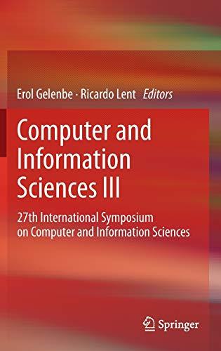 Computer and Information Sciences III: Erol Gelenbe