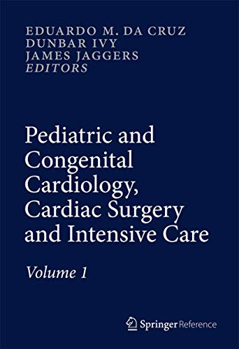 9781447146209: Pediatric and Congenital Cardiology, Cardiac Surgery and Intensive Care