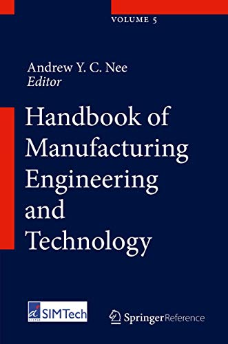 9781447146711: Handbook of Manufacturing Engineering and Technology