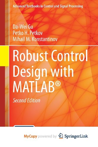 9781447146834: Robust Control Design with MATLAB®