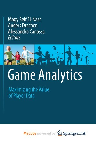 9781447147701: Game Analytics