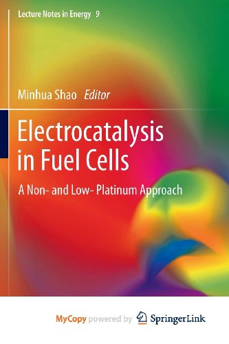 9781447149125: Electrocatalysis in Fuel Cells: A Non- and Low- Platinum Approach