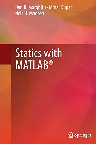9781447151098: Statics with MATLAB®