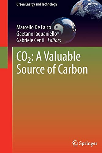 9781447151180: CO2: A Valuable Source of Carbon (Green Energy and Technology)