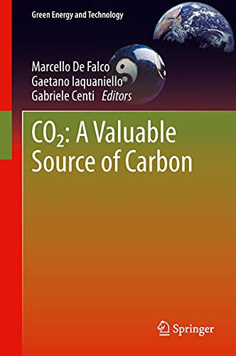 9781447151197: Co2: A Valuable Source of Carbon (Green Energy and Technology)