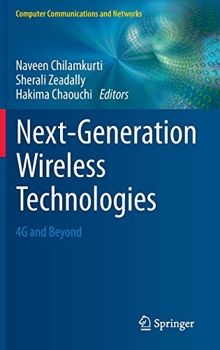 9781447151630: Next-Generation Wireless Technologies: 4G and Beyond (Computer Communications and Networks)