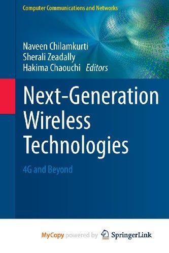 9781447151654: Next-Generation Wireless Technologies