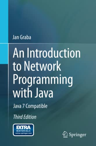 9781447152538: An Introduction to Network Programming with Java: Java 7 Compatible