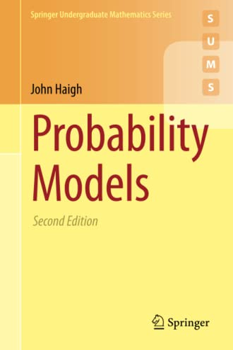 9781447153429: Probability Models (Springer Undergraduate Mathematics Series)