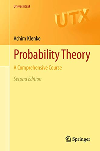 9781447153603: Probability Theory: A Comprehensive Course (Universitext)