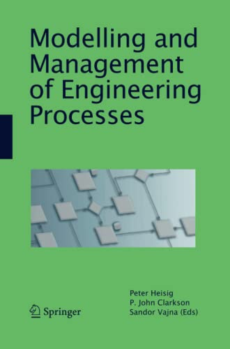 9781447157175: Modelling and Management of Engineering Processes