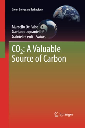 9781447158295: CO2: A Valuable Source of Carbon (Green Energy and Technology)
