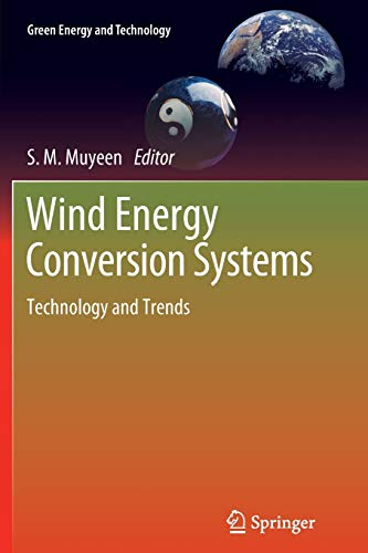 9781447158769: Wind Energy Conversion Systems: Technology and Trends (Green Energy and Technology)