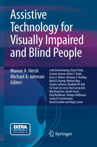 9781447158981: Assistive Technology for Visually Impaired and Blind People