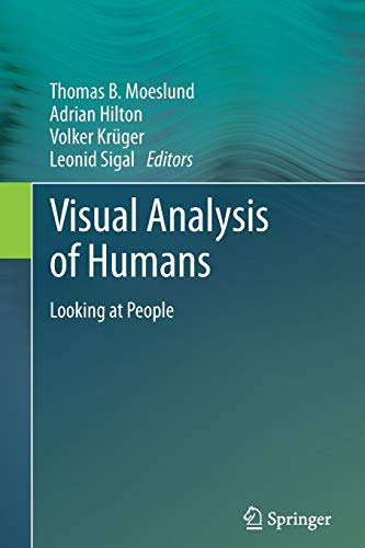 9781447159148: Visual Analysis of Humans: Looking at People