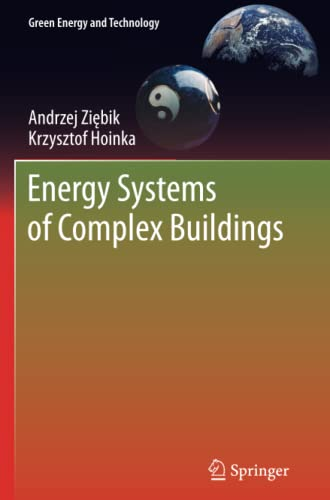 9781447159650: Energy Systems of Complex Buildings (Green Energy and Technology)