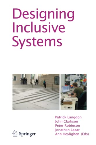 9781447159834: Designing Inclusive Systems: Designing Inclusion for Real-world Applications