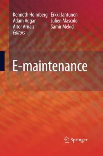 E-maintenance: KENNETH HOLMBERG