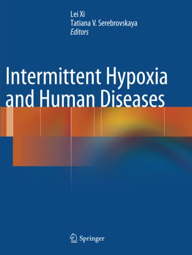 9781447160229: Intermittent Hypoxia and Human Diseases