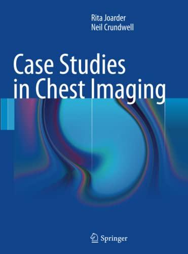 9781447161394: Case Studies in Chest Imaging
