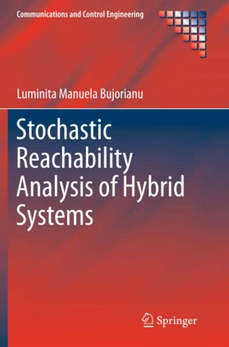 9781447162094: Stochastic Reachability Analysis of Hybrid Systems (Communications and Control Engineering)