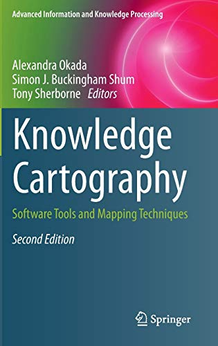 9781447164692: Knowledge Cartography: Software Tools and Mapping Techniques (Advanced Information and Knowledge Processing)