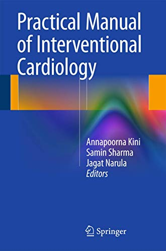9781447165804: Practical Manual of Interventional Cardiology