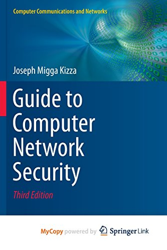 9781447166559: Guide to Computer Network Security