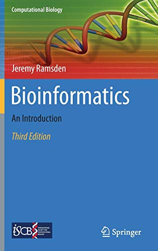 9781447167013: Bioinformatics: An Introduction (Computational Biology)