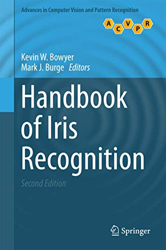 9781447167822: Handbook of Iris Recognition (Advances in Computer Vision and Pattern Recognition)