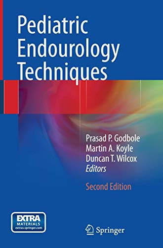 9781447168287: Pediatric Endourology Techniques