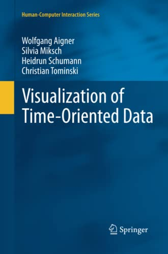 9781447168690: Visualization of Time-Oriented Data (Human–Computer Interaction Series)