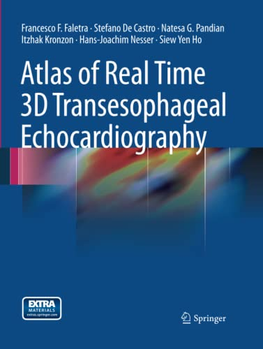 9781447168881: Atlas of Real Time 3D Transesophageal Echocardiography