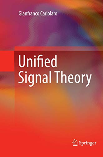 9781447169208: Unified Signal Theory