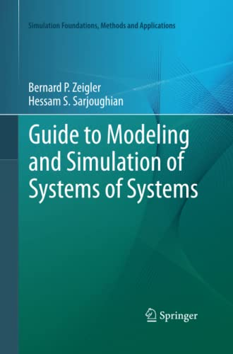 9781447169338: Guide to Modeling and Simulation of Systems of Systems