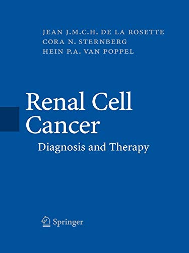 Renal Cell Cancer: Diagnosis and Therapy (Paperback)