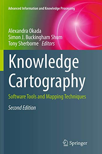 9781447171355: Knowledge Cartography: Software Tools and Mapping Techniques (Advanced Information and Knowledge Processing)