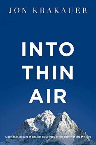 9781447200185: Into Thin Air