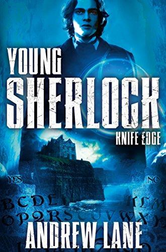 9781447200321: Knife Edge (Young Sherlock Holmes)