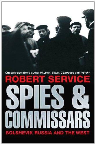 9781447202004: Spies Commissars