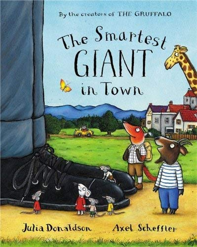 9781447207054: The Smartest Giant in Town Spl
