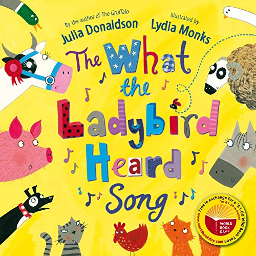 9781447207832: The What the Ladybird Heard Song (Wbd 2012)