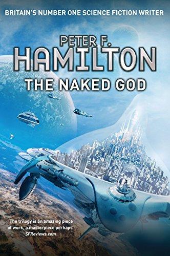 9781447208594: The Naked God